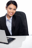 Attractive Asian business professional Stock Images