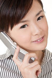 Attractive Asian business woman Royalty Free Stock Photo