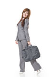 Attractive Asian business woman Royalty Free Stock Photography