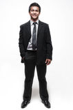 Attractive Asian Businessman 2 Royalty Free Stock Images