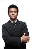 Attractive Asian Businessman 6 Royalty Free Stock Image