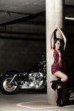 Attractive asian filipino fashion woman Stock Photography