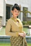 Attractive Asian Girl Stock Photo