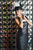 Attractive asian teenage girl Royalty Free Stock Photo