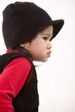 Attractive asian toddler child Royalty Free Stock Photo