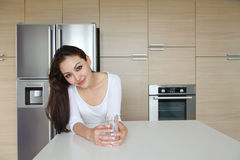 Attractive Asian Woman Royalty Free Stock Photo