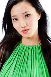 An attractive Asian woman Royalty Free Stock Photo