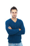 Attractive bearded adult Stock Photo