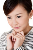 Attractive beautiful Asian woman Royalty Free Stock Image