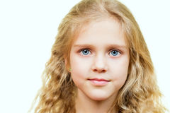Attractive beautiful young girl royalty free stock photos