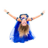 Attractive belly dancer Royalty Free Stock Photo