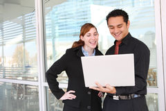 Attractive Business Team stock photography