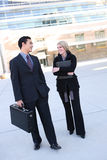 Attractive Business Team Royalty Free Stock Images