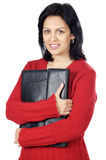 Attractive  business woma Stock Photos
