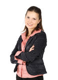 Attractive business woman Royalty Free Stock Photos