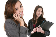 Attractive Business Women Stock Photos