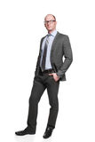 Attractive businessman Royalty Free Stock Photography