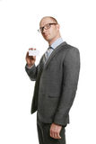 Attractive businessman Stock Photos