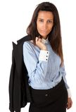 Attractive businesswoman Royalty Free Stock Photo