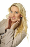 Attractive businesswoman Royalty Free Stock Image