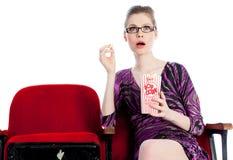 Attractive caucasian girl in her 30 shot in studio Stock Photos