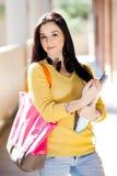 Attractive college student Stock Photos