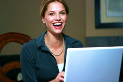 Attractive College Student Royalty Free Stock Photo