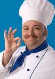 attractive cook Стоковые Изображения RF