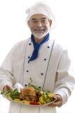 attractive cook happy Стоковые Фотографии RF