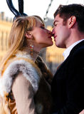 Attractive couple Royalty Free Stock Photo