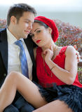 Attractive Couple Royalty Free Stock Photography