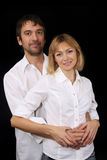 Attractive couple Stock Image