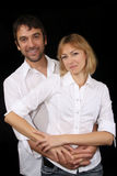 Attractive couple Stock Photo