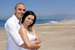 Attractive couple Royalty Free Stock Images