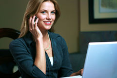 Attractive Customer Service Stock Images