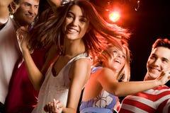 Attractive dancer Stock Image