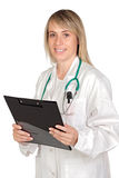 Attractive doctor Royalty Free Stock Photography