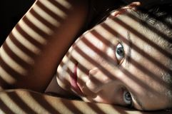 Attractive female Royalty Free Stock Images