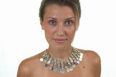 Attractive female. Portrait of attractive women Stock Photo