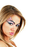 Attractive female beauty Royalty Free Stock Photography