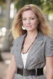 Attractive female headshot Royalty Free Stock Photo