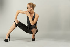 Attractive Female Model Royalty Free Stock Image