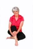 Attractive Female Senior Citizen Stock Photos