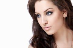 Attractive girl Stock Photos