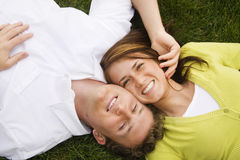 Attractive Happy Couple Stock Images