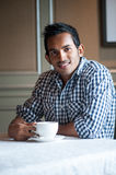 Attractive Indian Man Royalty Free Stock Images