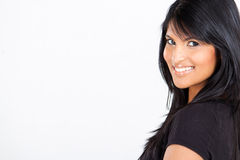 Attractive latin woman Stock Images