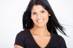 Attractive latin woman Royalty Free Stock Photo