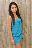 Attractive Latino woman Stock Photo