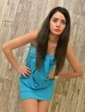Attractive Latino woman Stock Photography